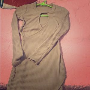 Charlotte Russe Longsleeve Dress super cute!